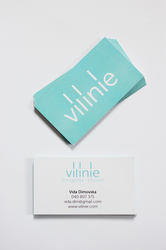 vilinie business cards